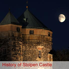 History of Stolpen Castle